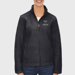 D-1 Ladies Fleece Jacket